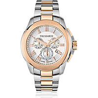 watch multifunction man Trussardi T01 R2473100001