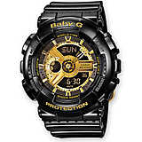 watch multifunction unisex Casio BABY-G BA-110-1AER