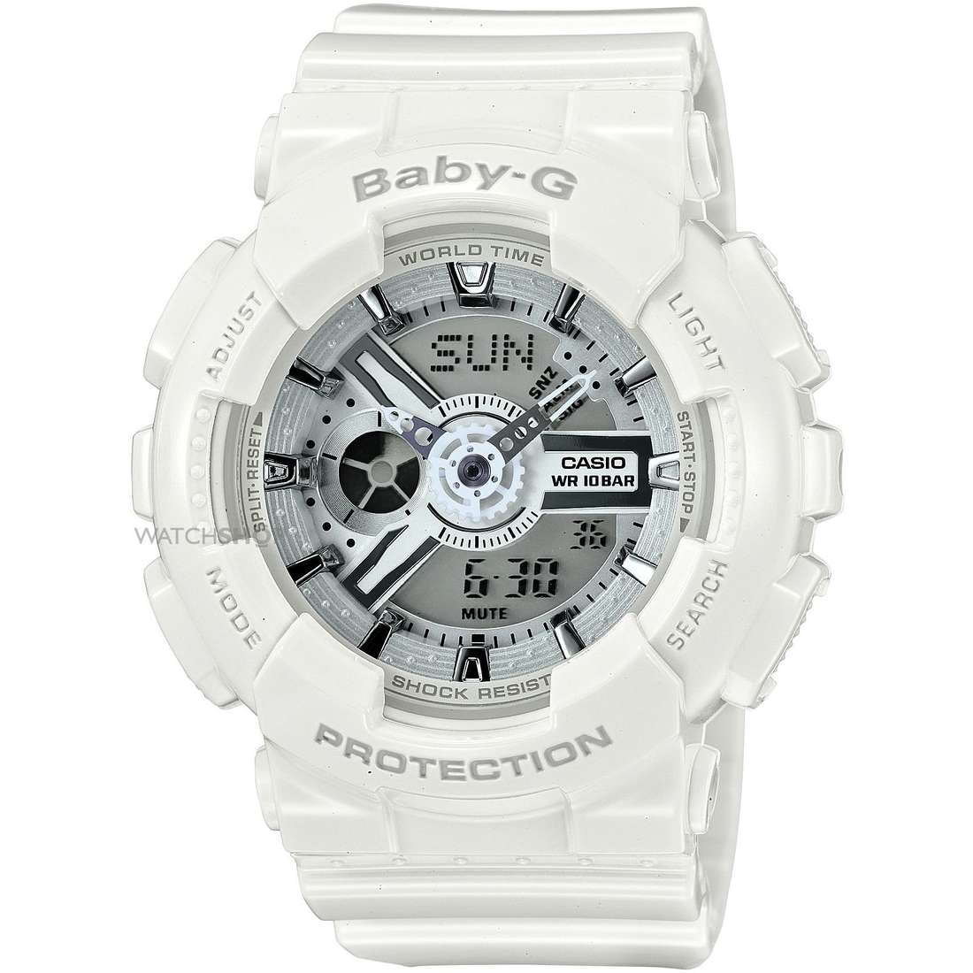watch multifunction unisex Casio BABY-G BA-110-7A3ER