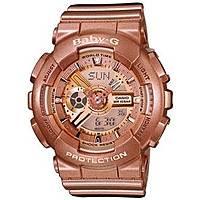 watch multifunction unisex Casio BABY-G BA-111-4AER