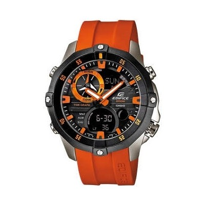 watch multifunction unisex Casio EDIFICE EMA-100B-1A4VUEF