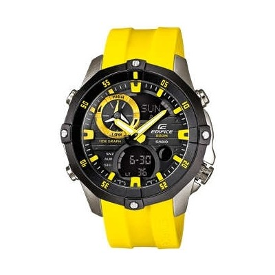 watch multifunction unisex Casio EDIFICE EMA-100B-1A9VUEF