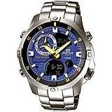 watch multifunction unisex Casio EDIFICE EMA-100D-2AVUEF
