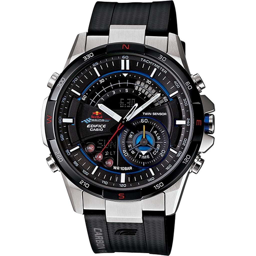 watch multifunction unisex Casio EDIFICE ERA-200RBP-1AER