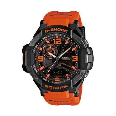 watch multifunction unisex Casio G-SHOCK GA-1000-4AER