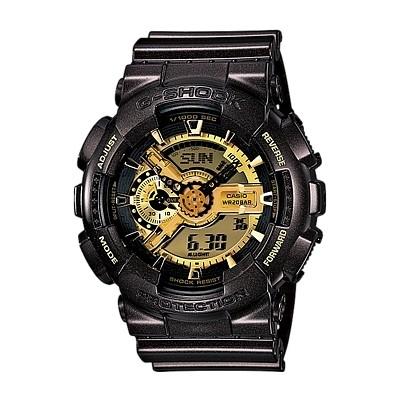 watch multifunction unisex Casio G-SHOCK GA-110BR-5AER