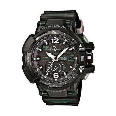 watch multifunction unisex Casio G-SHOCK GW-A1100-1A3ER