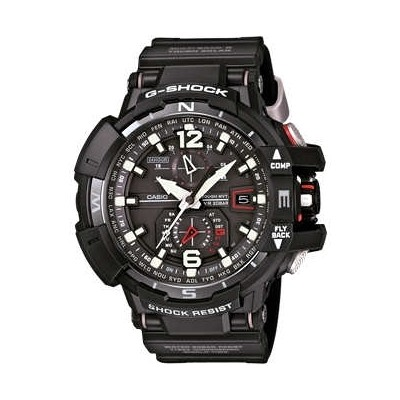 watch multifunction unisex Casio G-SHOCK GW-A1100-1AER