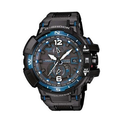 watch multifunction unisex Casio G-SHOCK GW-A1100FC-1AER