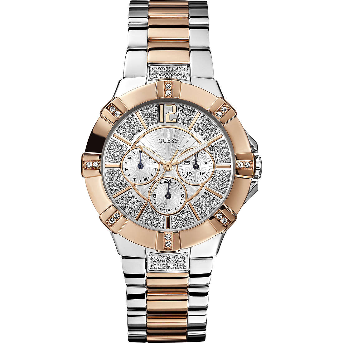 watch multifunction unisex Guess W0024L1