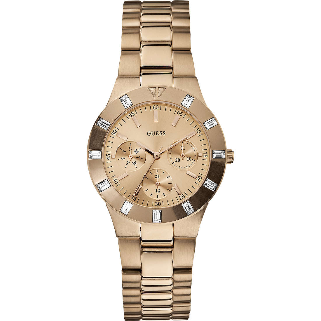 watch multifunction unisex Guess W16017L1