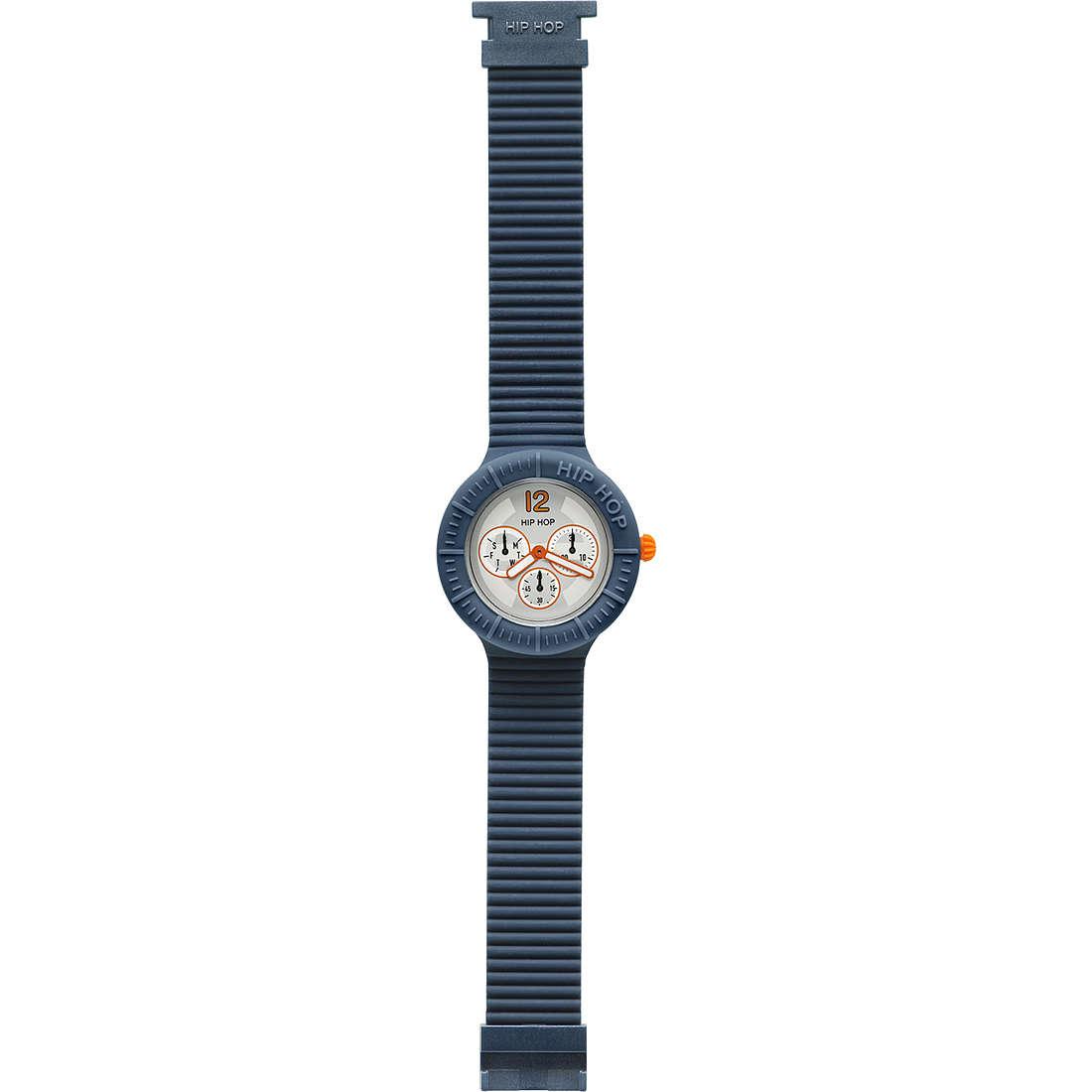 watch multifunction unisex Hip Hop Multifunzione HWU0175
