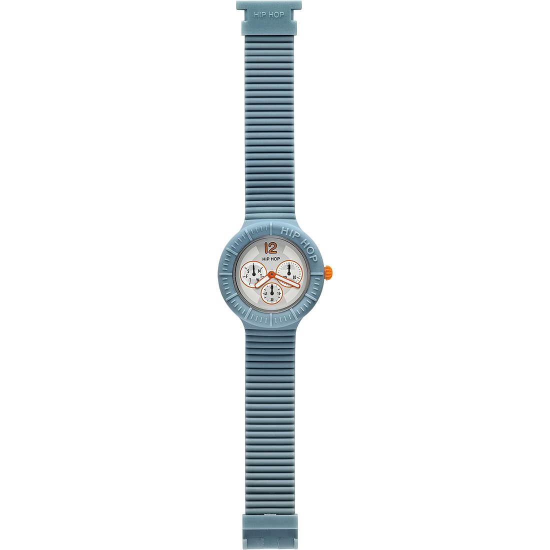 watch multifunction unisex Hip Hop Multifunzione HWU0176