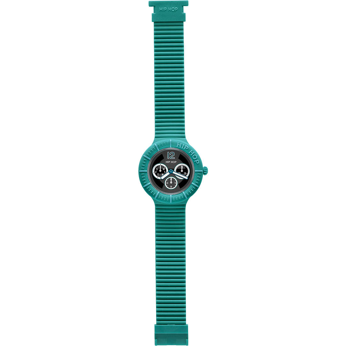 watch multifunction unisex Hip Hop Multifunzione HWU0178