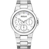 watch multifunction woman Bering Ceramic 32237-754
