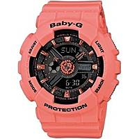 watch multifunction woman Casio BABY-G BA-111-4A2ER