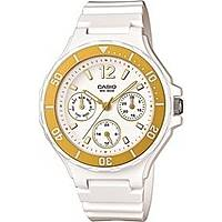 watch multifunction woman Casio CASIO COLLECTION LRW-250H-9A1VEF
