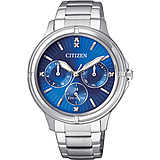 watch multifunction woman Citizen Lady FD2030-51L