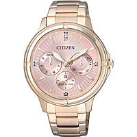 watch multifunction woman Citizen Lady FD2033-52W