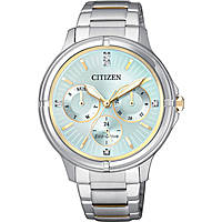 watch multifunction woman Citizen Lady FD2034-50W