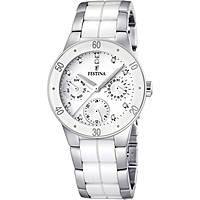 watch multifunction woman Festina Ceramic F16530/3