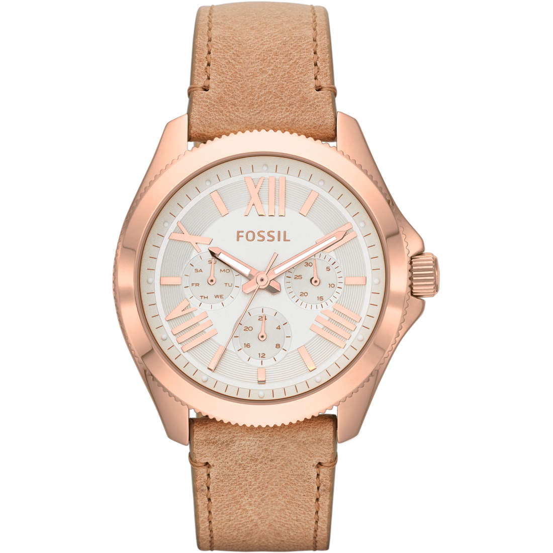 watch multifunction woman Fossil AM4532