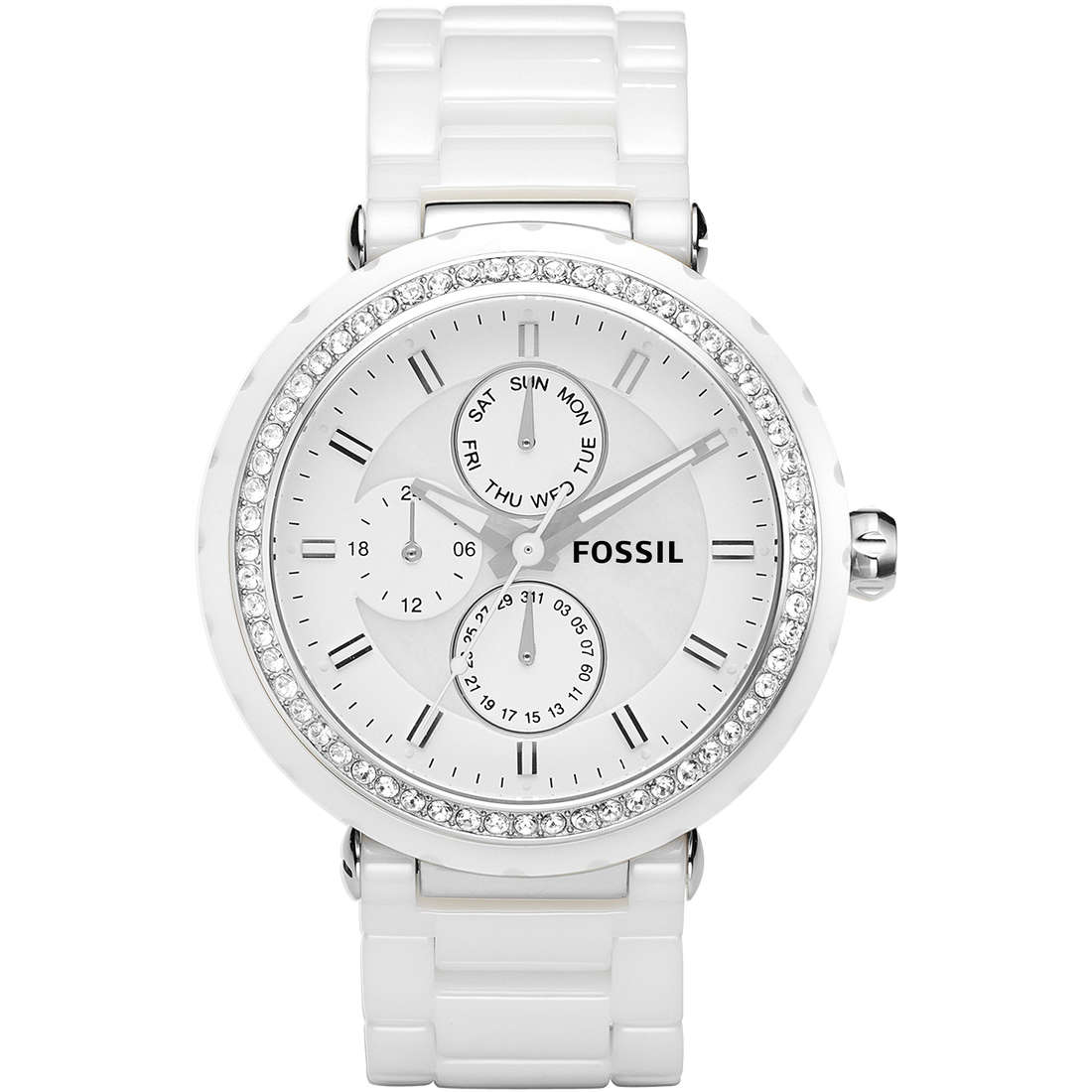 watch multifunction woman Fossil CE1008