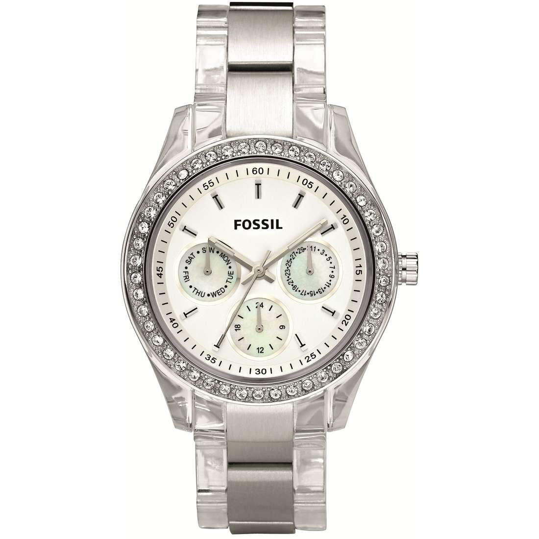 watch multifunction woman Fossil ES2821