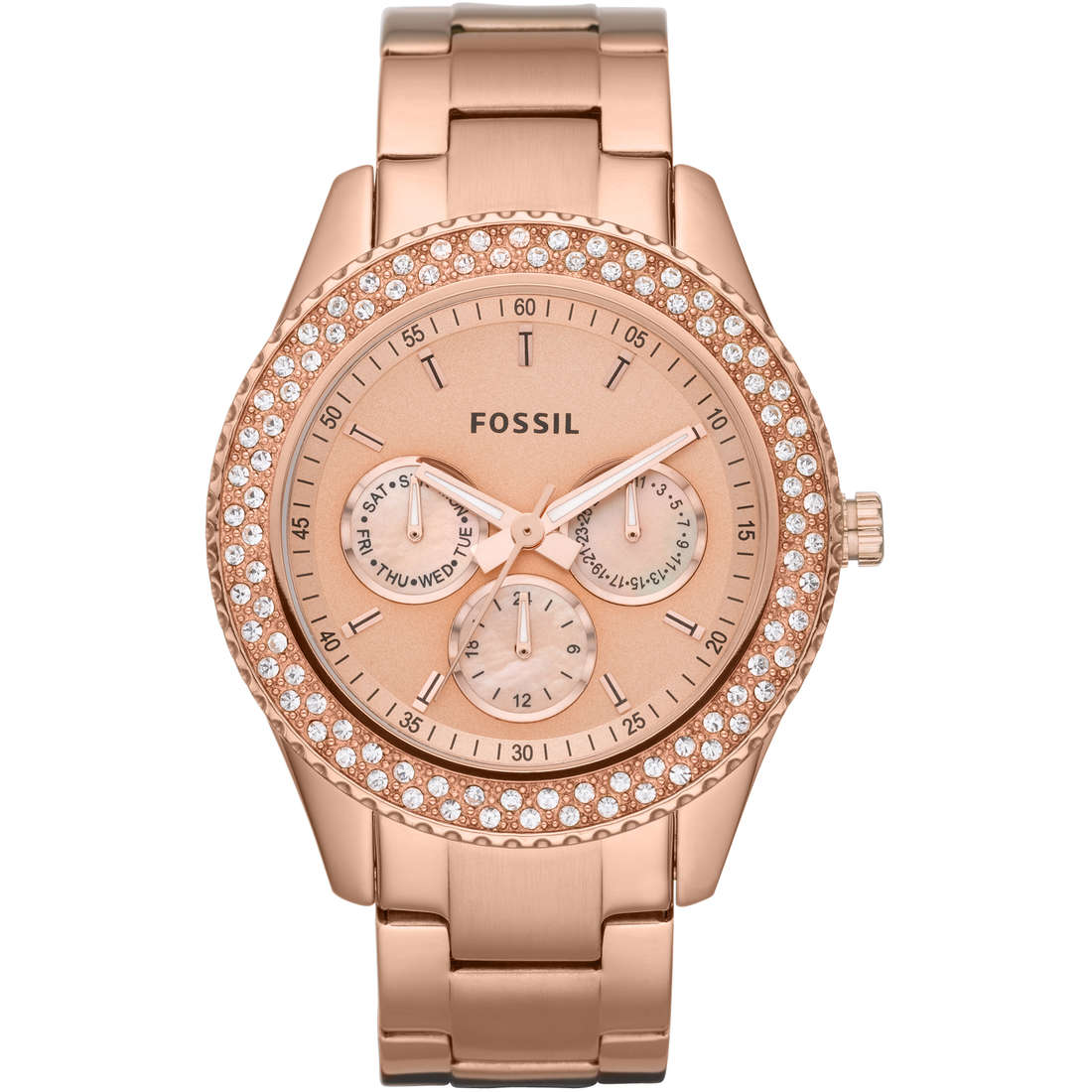 watch multifunction woman Fossil ES3003