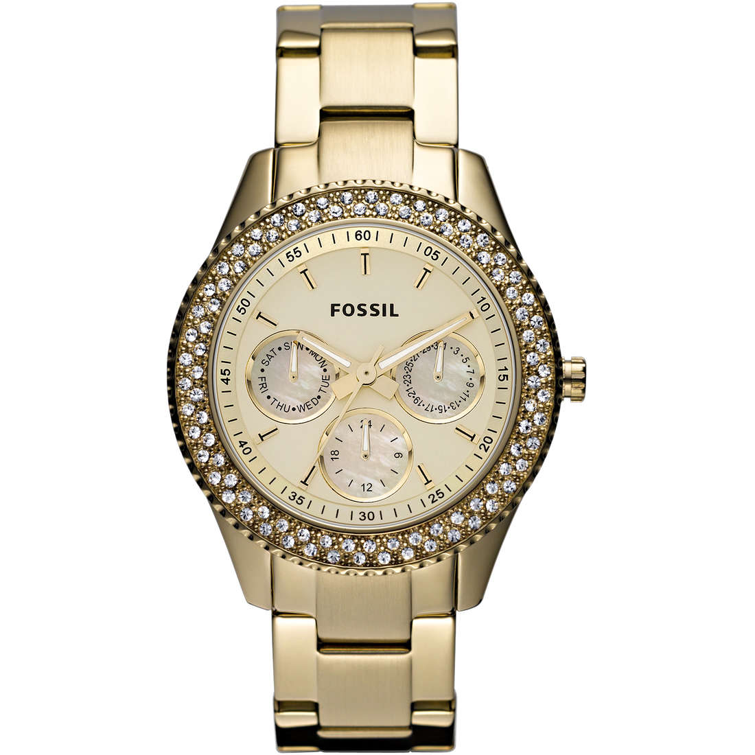 watch multifunction woman Fossil ES3101