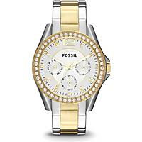 watch multifunction woman Fossil Riley ES3204