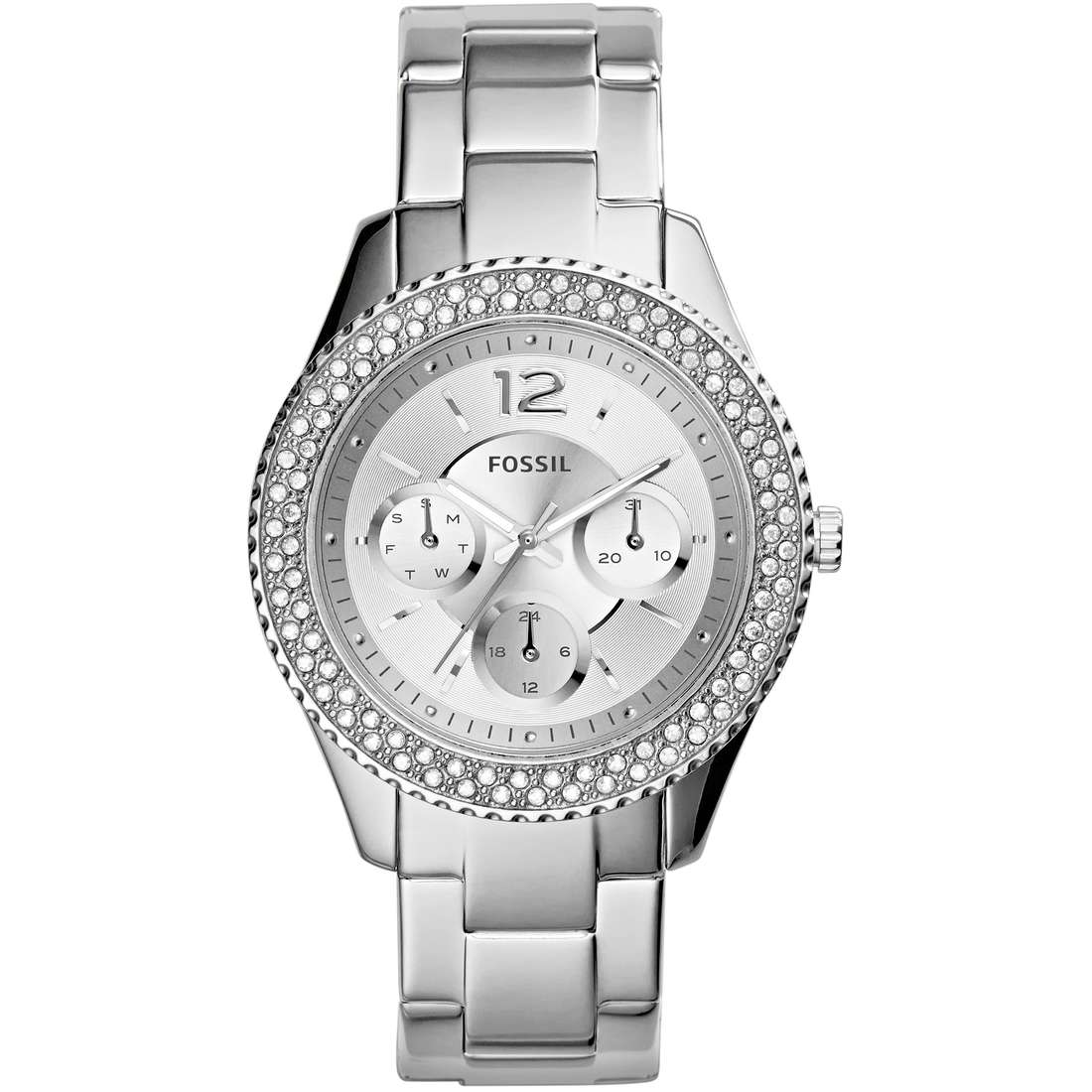 watch multifunction woman Fossil Stella ES3588