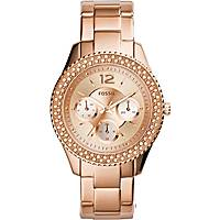 watch multifunction woman Fossil Stella ES3590