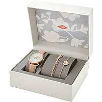watch multifunction woman Fossil Tailor ES4021SET