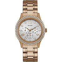 watch multifunction woman Guess Bedazzle W1097L3