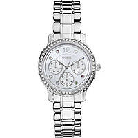 watch multifunction woman Guess Enchanting W0305L1