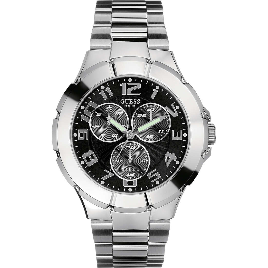 watch multifunction woman Guess I90199G3