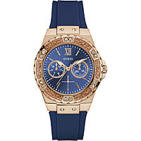 watch multifunction woman Guess Limelight W1053L1