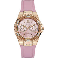 watch multifunction woman Guess Limelight W1053L3