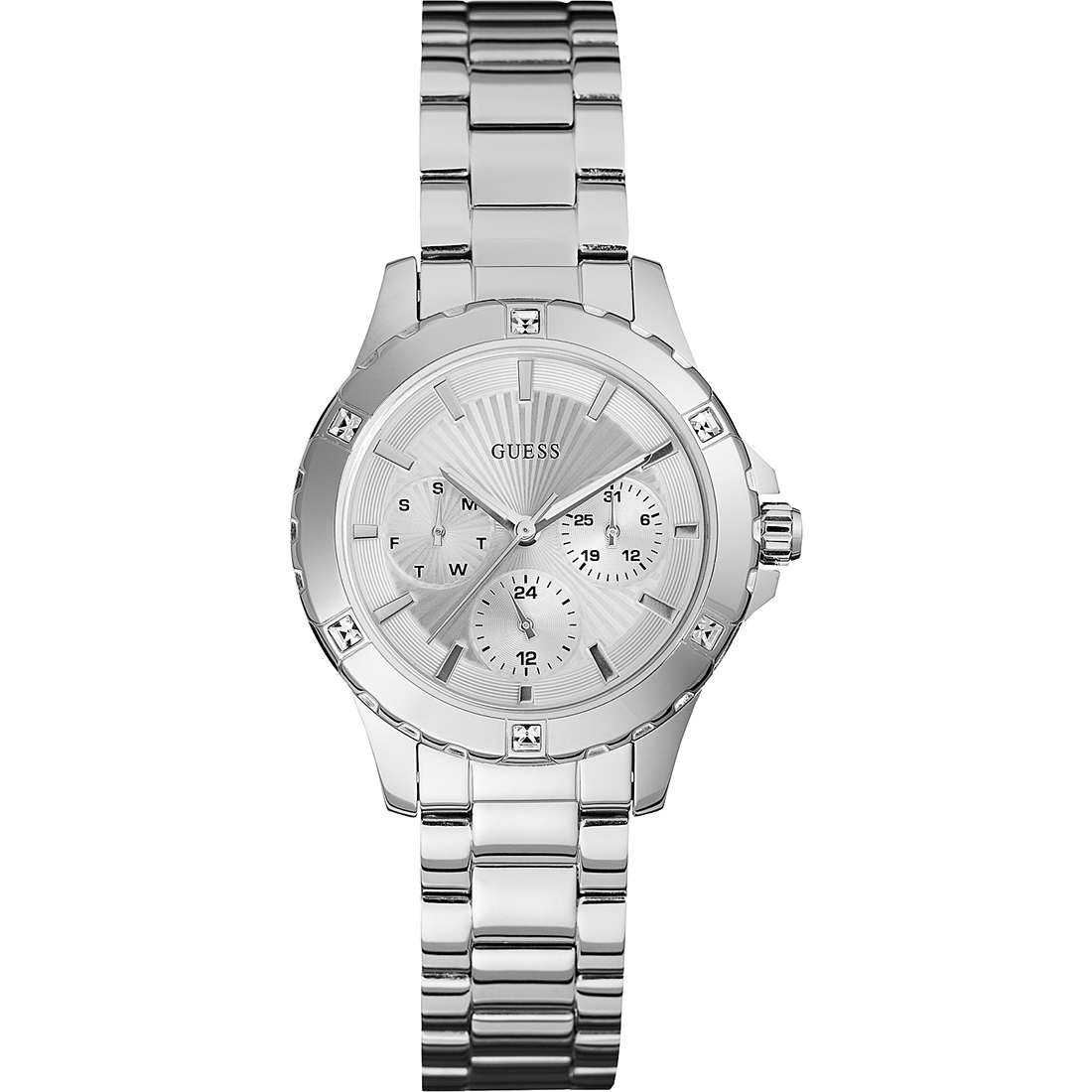 watch multifunction woman Guess Mist W0443L1
