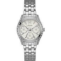 watch multifunction woman Guess Prima W1020L1