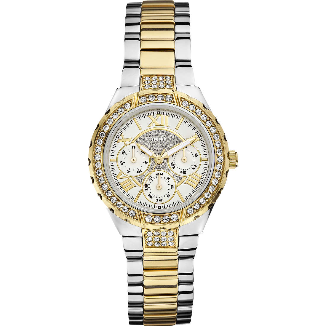 watch multifunction woman Guess Settembre 2013 W0111L5