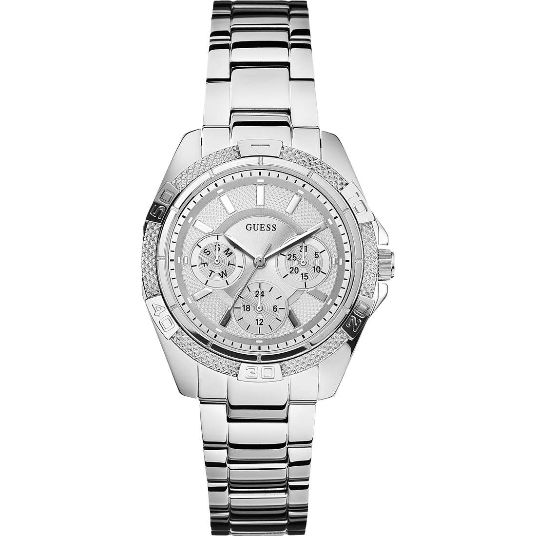 watch multifunction woman Guess Settembre 2013 W0235L1