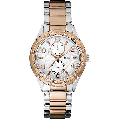 watch multifunction woman Guess Siren W0442L4