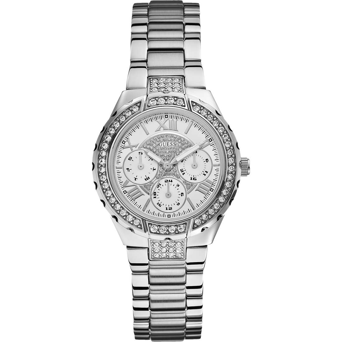 watch multifunction woman Guess W0111L1