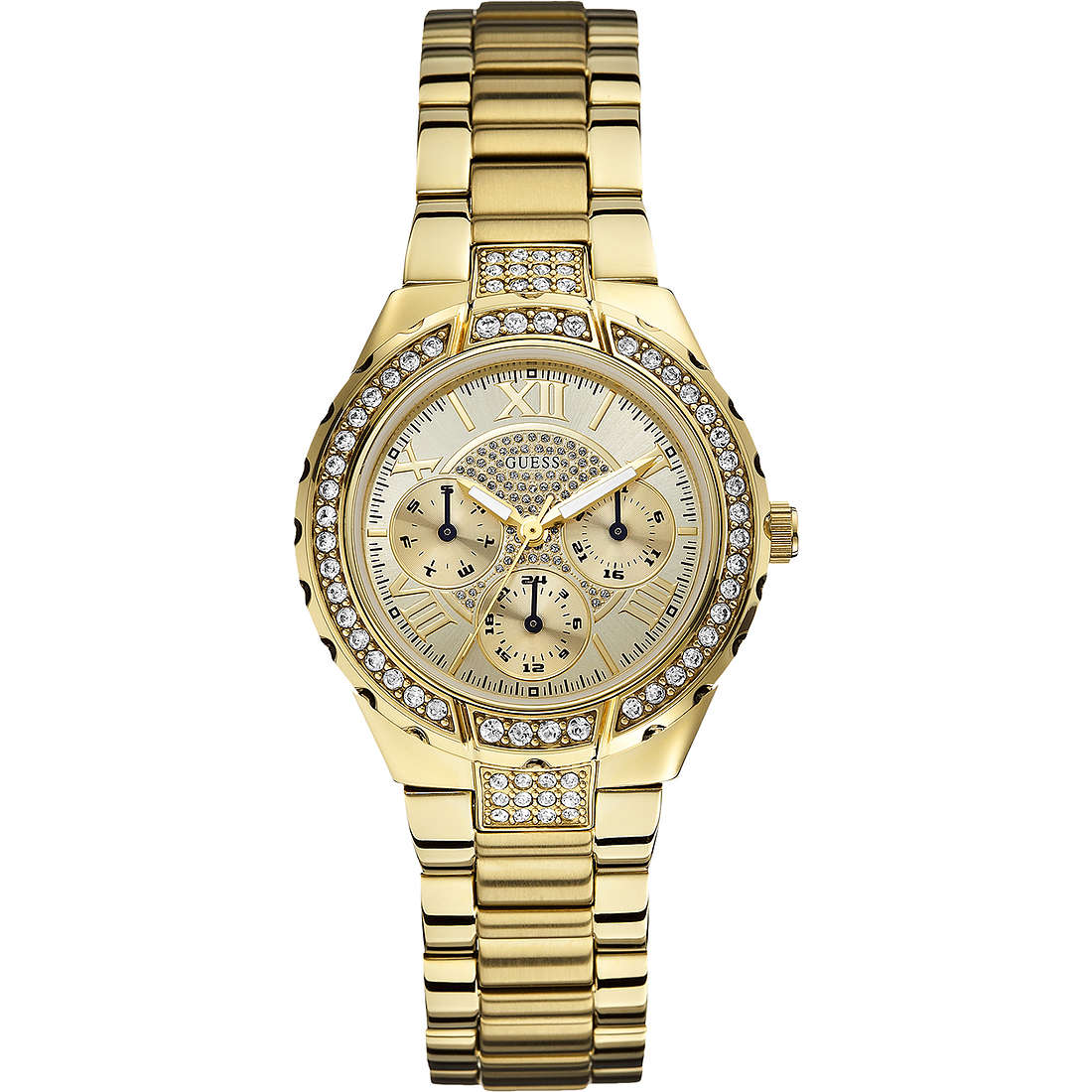 watch multifunction woman Guess W0111L2