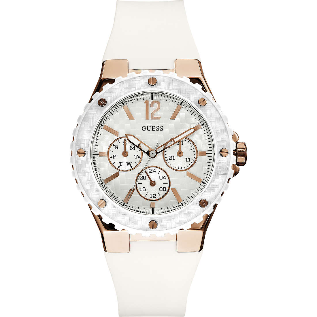 watch multifunction woman Guess W10614L2