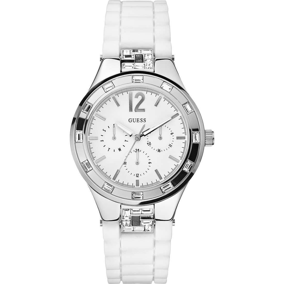 watch multifunction woman Guess W10615L1