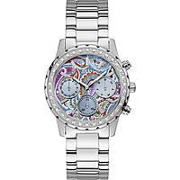 watch multifunction woman Guess W1092L1