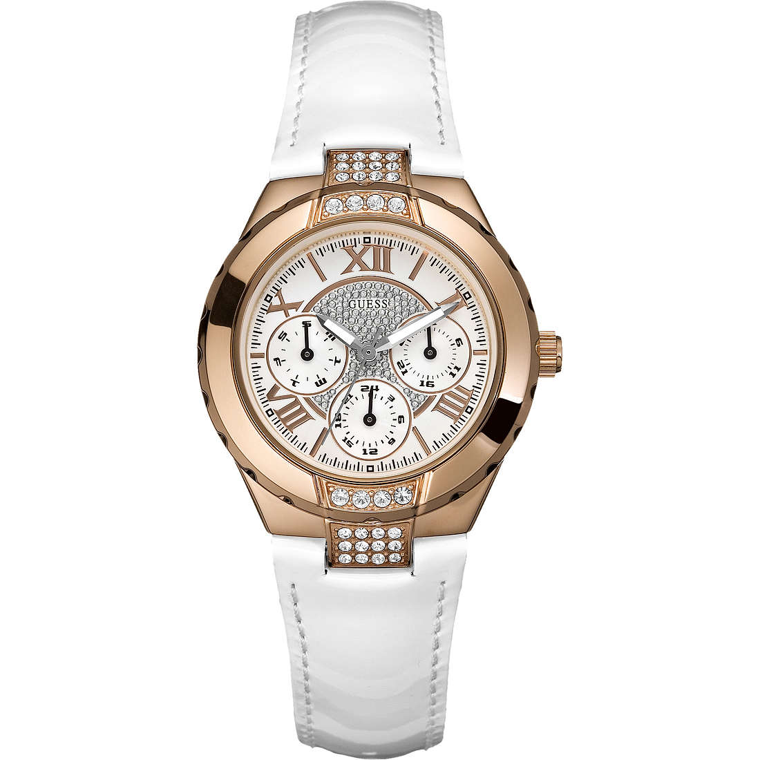 watch multifunction woman Guess W11566L1